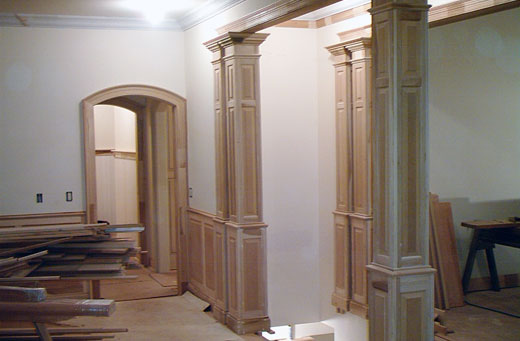 Your Project Pro Custom Finish Carpentry